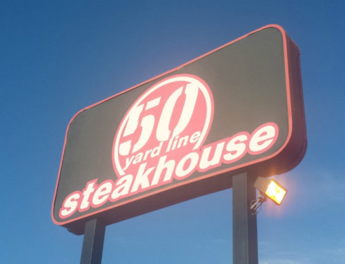 50 Yard Line Steakhouse